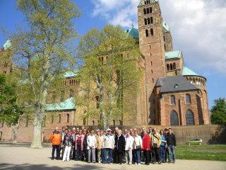 Ausflug Speyer