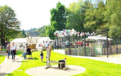 Eröffnung Mehrgenerationenpark