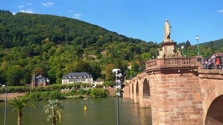 Tagesausflug nach Heidelberg